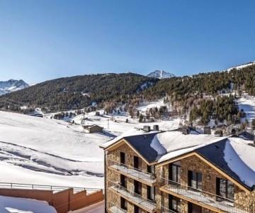 Résidence Pierre Et Vacances Andorra Bordes D