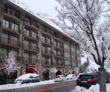 Apartamentos Canillo Pie de Pistas 3000 Canillo
