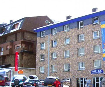 Hotel Vall Ski Incles