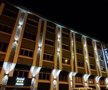 Hotel Austria Bordes d