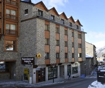 Apartaments Turístics Pirineu Soldeu