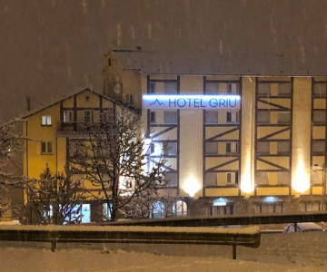 Hotel Griu (antiguo Hermus Ski) Encamp