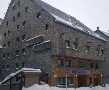 Hotel Camelot Pas de la Casa