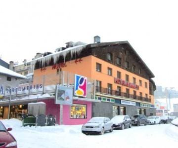 Hotel Refugi dels Isards Pas de la Casa