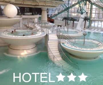 Hotel 3* a Confirmar + Caldea + Cirque du Soleil