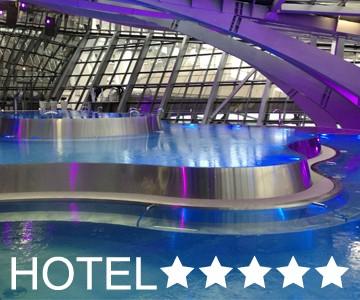 Hotel 5* a Confirmar + Caldea + Cirque du Soleil