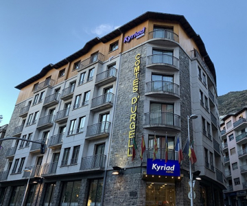Hotel Comtes d