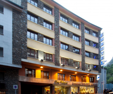 Silken Insitu Eurotel Andorra Escaldes-Engordany