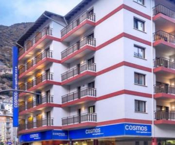 Aparthotel Serhs Cosmos Andorra Escaldes-Engordany