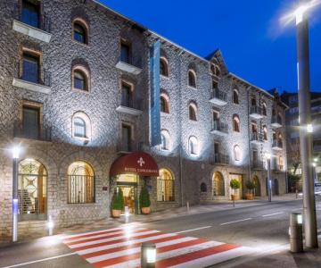 Hotel Spa Termes SERHS Carlemany Escaldes-Engordany