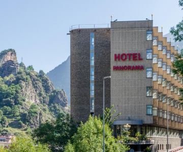 Hotel Panorama Escaldes-Engordany