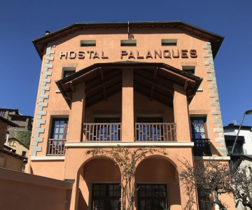 Hostal Palanques La Massana