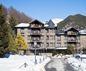 Hotel Abba Xalet Suites Sispony