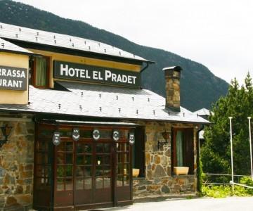 Hotel El Pradet El Serrat