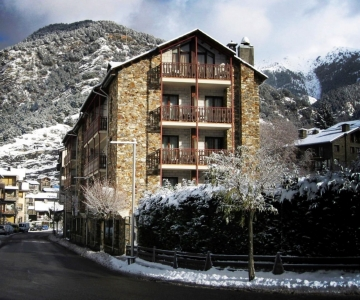 Hotel La Planada Ordino