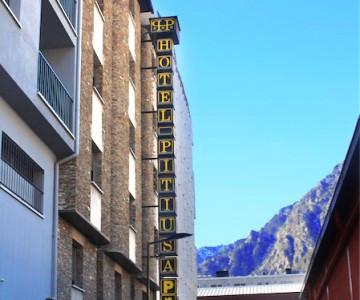 Hotel Pitiusa Andorra la Vella