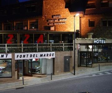 Hotel Font del Marge Andorra la Vella
