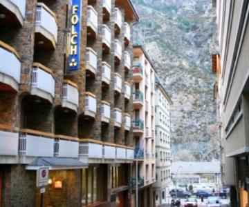 Hotel Folch Sant Julià de Lòria