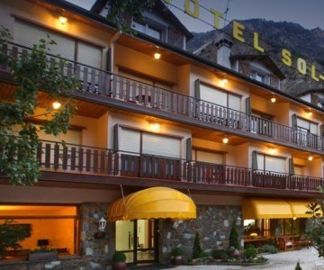 Hotel Sol Park Sant Julià de Lòria