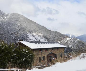 Hotel Parador de Canòlich Bixessarri
