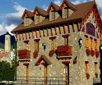Hotel Casbas