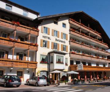 Hotel Dolomiti Vigo di Fassa