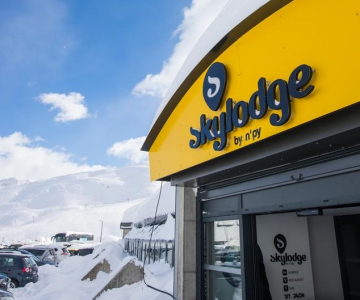 Hostel Skylodge Piau Engaly