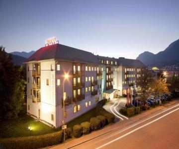 Alphotel Innsbruck (ex Austrotel) Innsbruck