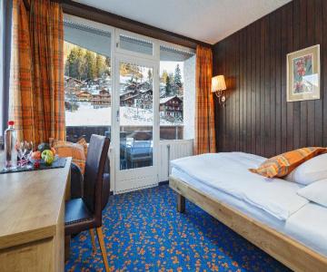 Derby Hotel Bahnhof Ag Grindelwald Grindelwald