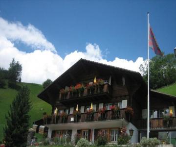 Gletschertal Grindelwald