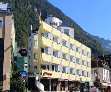 Hotel Bernerhof Interlaken