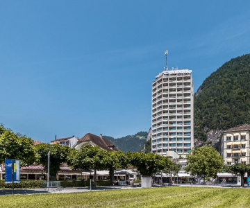 Metropole Swiss Quality Hotel Interlaken