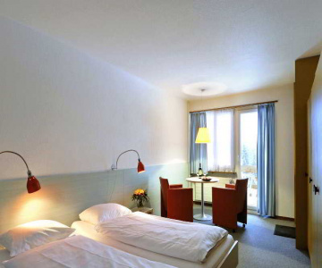 Appartement Feriensiedlung Solaria Davos-Dorf