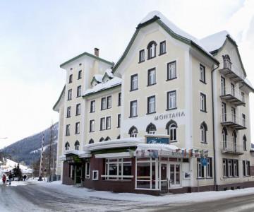 Hotel Montana Davos-Dorf