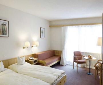 Hotel Strela Davos-Platz