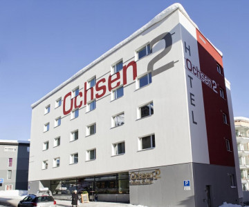 Hotel Ochsen 2 Davos-Platz