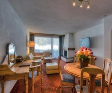 Silvretta Park-hotel Klosters-Serneus