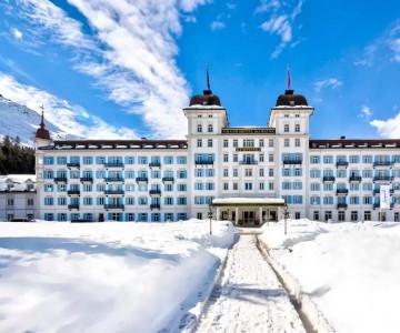 Kempinski St Moritz Grand Hotel Des Bains
