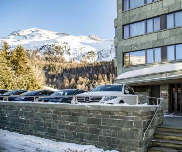 Hotel San Gian St Moritz