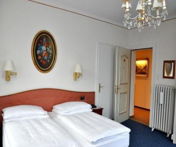 Hotel Soldanella St Moritz