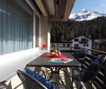 Hotel Sonne St Moritz
