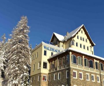 Waldhaus Am See St Moritz