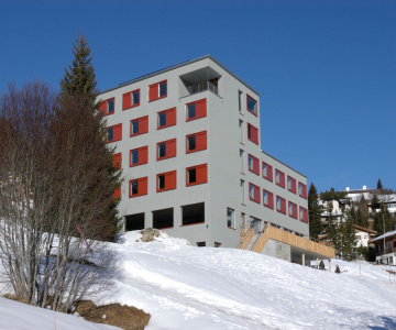 Valbella-Lenzerheide Youth Hostel