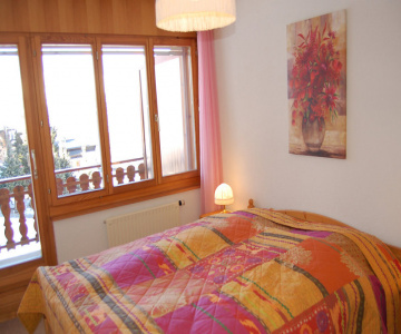 Ambassador 2/12 - One Bedroom Nendaz