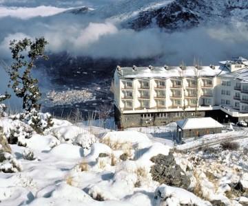 Hotel Santa Cruz Güejar Sierra
