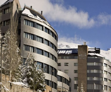 Hotel Meliá Sol y Nieve Pradollano