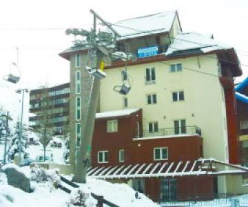 Apartamentos Sabica Sierra Nevada