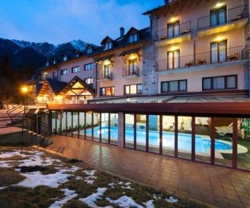 SOMMOS Hotel Benasque Spa Benasque