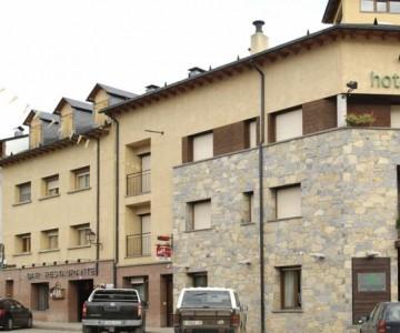 Hotel Pirineos Castejón de Sos
