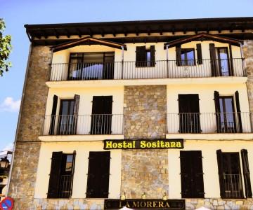 Hostal Sositana Castejón de Sos